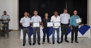10º batalhão promove formatura de Destaque Operacional em Guarapari