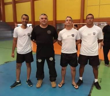 Pm guarapari-Krav maga