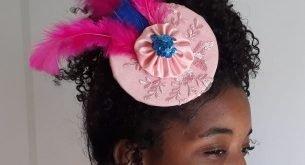 Vitória: oficina de adereços de cabelo para o Carnaval, acontece sábado (2)
